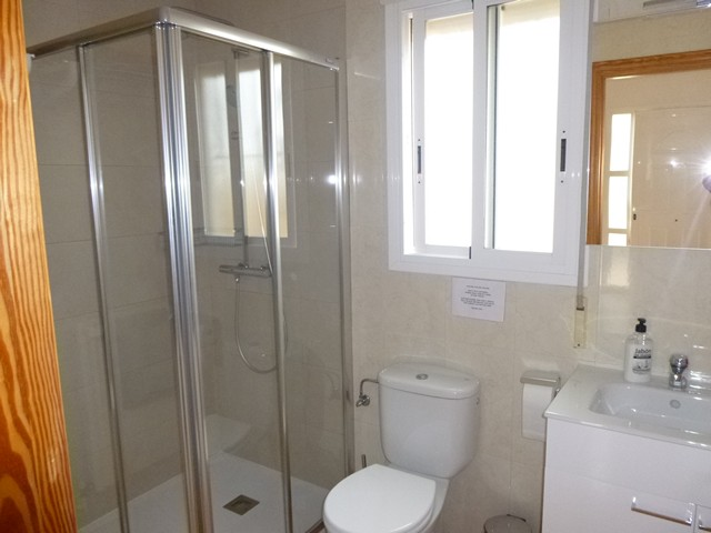 Spacious New Bathroom